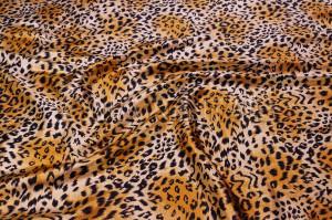 Animal Print Charmeuse Tablecloth U2013 Tiger