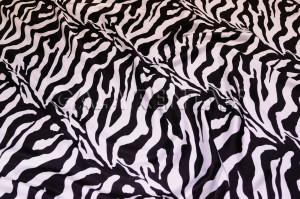 Animal Print Charmeuse Tablecloth U2013 Zebra