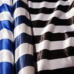 2 Inch Charmeuse Satin Stripe