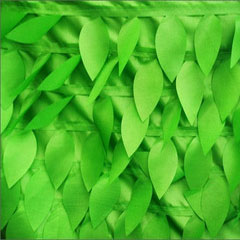 Leaf Hanging Taffeta