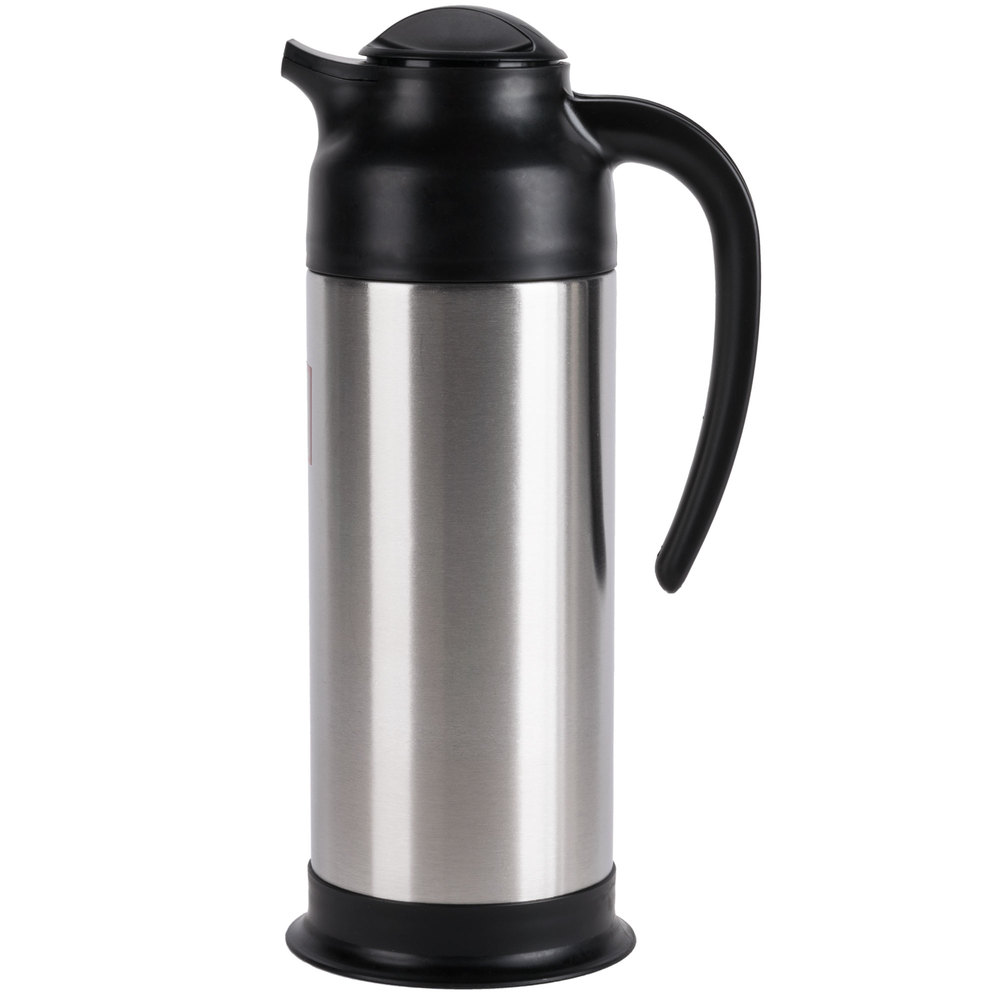 Coffee Creamer Insulated Stainless Steel Server Gala Rentals