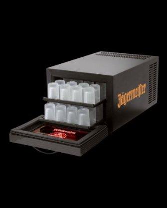 Jagermeister Shot Glass Freezer Gala Rentals