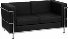 Black-Leather-Love-Seat-with-Encasing-Frame.jpg