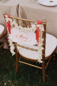 Groom - Chiavari Chairs