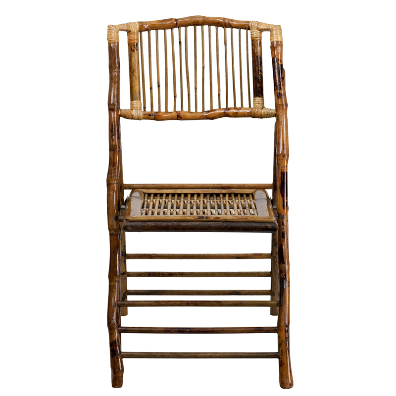bamboo folding chairs gala rentals
